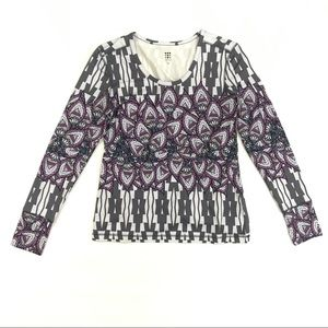 Title nine Tops - Title nine long sleeve spandex blend shirt